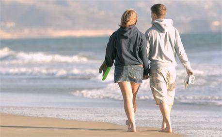 A Walk Along the Beach (543)