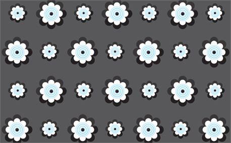 Flower Pattern (1045)
