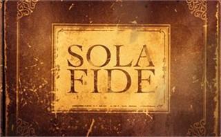 Sola Fide Title Slide