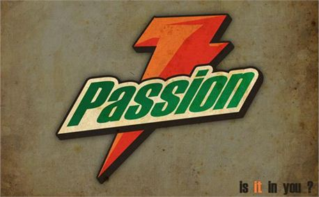 passion - is it in you? (1258)