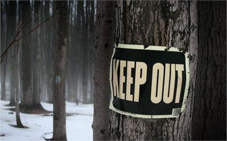 Keep Out (1538)