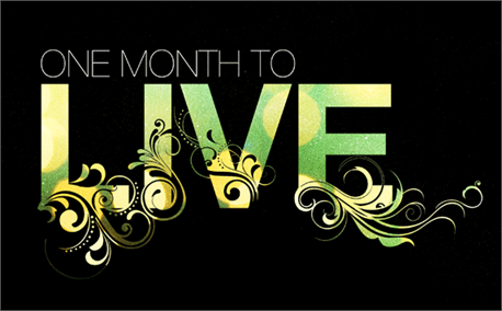 One Month to Live (1721)