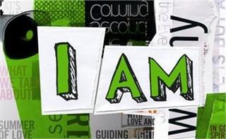 I AM seriesgraphic