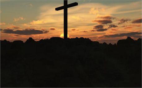 Cross sunset (1947)