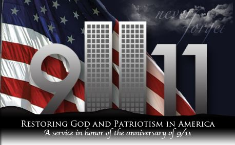 9/11 Memorial Service (10073)