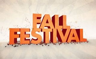 Fall Festival Logo .PSD