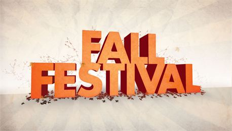 Fall Festival Logo .PSD (10193)