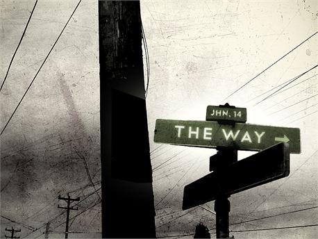 The Way - John 14 (10425)