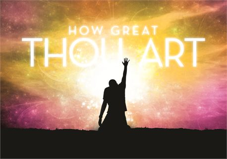 How Great Thou Art (10447)