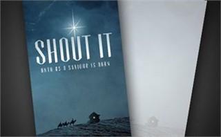 Shout It | Invite