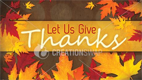 Give Thanks (10667)