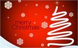 Christmas Abstract (10753)