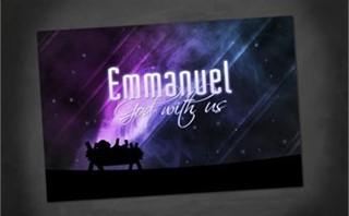 Emmanuel | Postcard 4x6