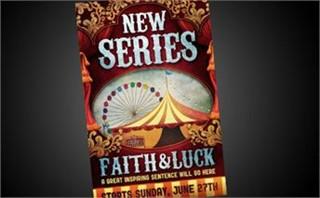 Faith & Luck | Promo Poster