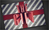 The Gift | Postcard