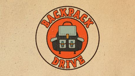 Backpack Drive/Back To School  (100023)