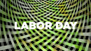 Woven Labor Day