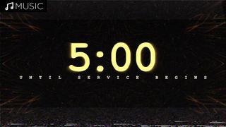 Retro 5 Minute Countdown