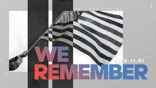9/11 20th Anniversary Slides