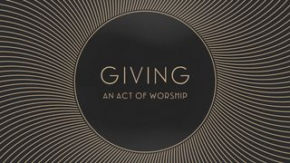 Twirled Line : Giving