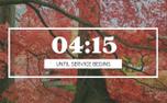 Fall Leaves Countdown (100291)