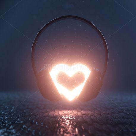Heart and Headphones (100292)