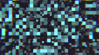Blocky RGB Background