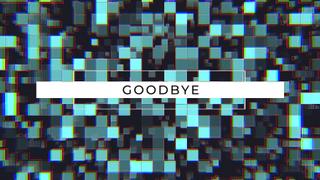 Blocky RGB Goodbye