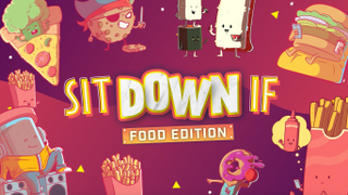 Sit Down If Food Edition- Game