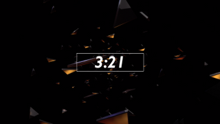 Black Triangle Timer