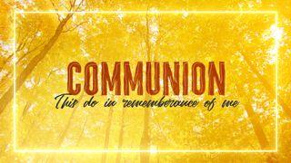 Fall Communion Slide