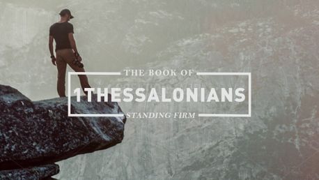 1 Thessalonians Title Graphics (100443)