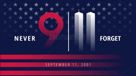 9/11 Patriot Day September 11 (100480)