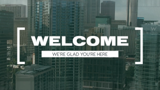 Urban VHS Welcome