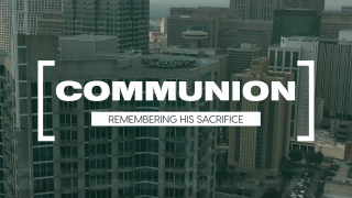 Urban VHS Communion