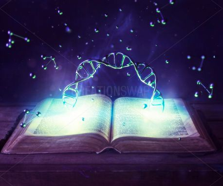 DNA and the Bible (100498)