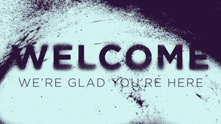 Duo Halftone : Welcome