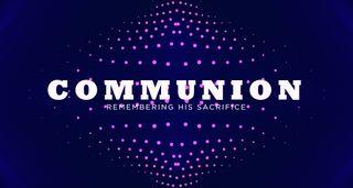 Dots Communion Slide