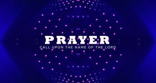 Dots Prayer Slide
