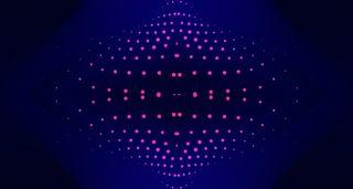 Dots Blank Motion Loop