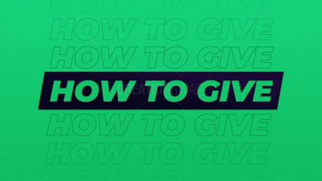 How to Give (100567)