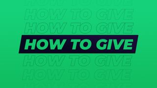 How to Give sermon bumper