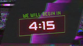 Glitches Countdown