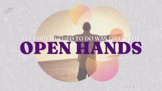 Open Handed