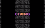 BW Giving (100619)