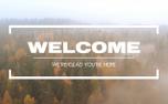 Fall Flight Welcome (100650)