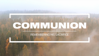 Fall Flight Communion