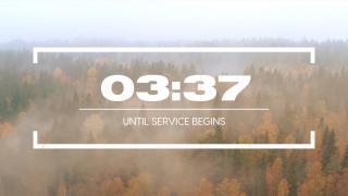 Fall Flight Countdown