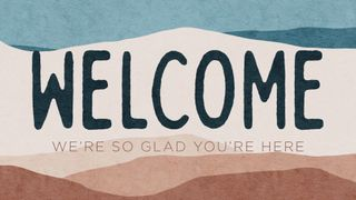 Painted Hills : Welcome