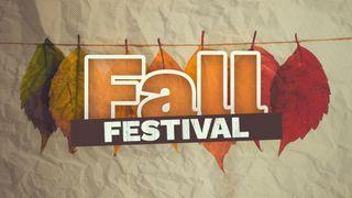 Fall Festival Social Media Pk.